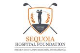 Logo for the Sequoia Hospital Foundation golf tournament.