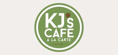 KJ's Cafe logo