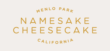 Name sake Cheesecake logo