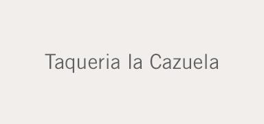 Taqueria la Cazuela logo