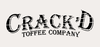 Crack'd Toffee logo